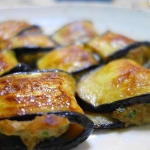 茄子で挟んでボリューム増!メインにオススメの「はさみ焼き」レシピ