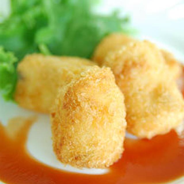鶏肉のブラックペッパー焼き レッドカリーソース