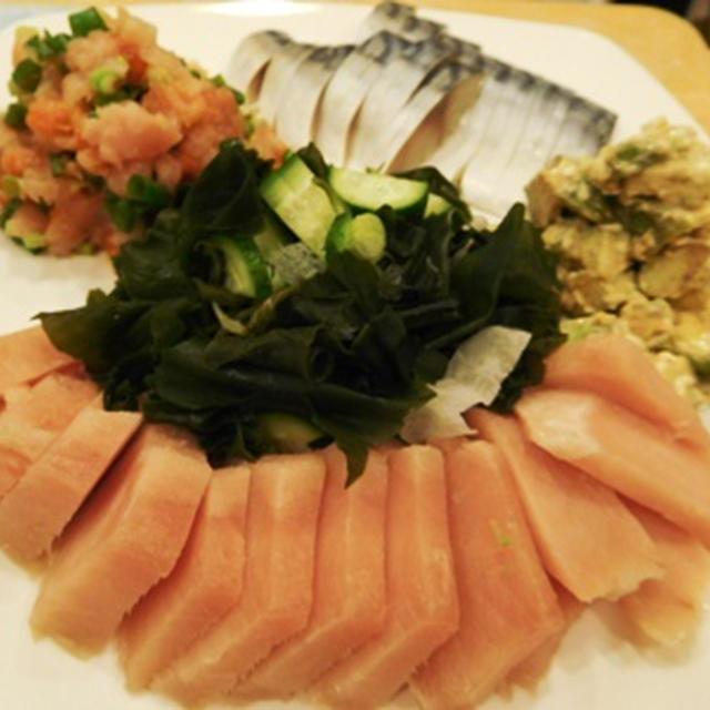 手巻き寿司 ~ スパイシーツナ