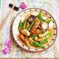 【ヘビロテ*レシピ】 チキン・スペアリブのスパイシー焼き by 庭乃桃さん
