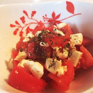 あと一品に大活躍!5分でできるトマトの和え物レシピ