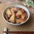 サケ缶と大根のオイスター煮