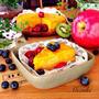 【秋の簡単sweetsまとめ2】♡林檎*南瓜*薩摩芋♡