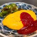 シャウエッセン チェダー&カマンベールを使ってレンジで簡単オムレツの作り方・レシピ!