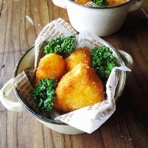 チーズLOVER必見!カマンベールチーズフライは簡単に作れる!