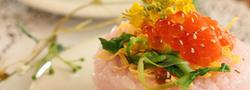 ひな祭りやお祝いに!簡単華やか寿司ケーキ☆