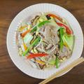 シャキシャキの\激うま /に仕上げる究極の豚肉 野菜炒めの調理方法 by KOICHIさん