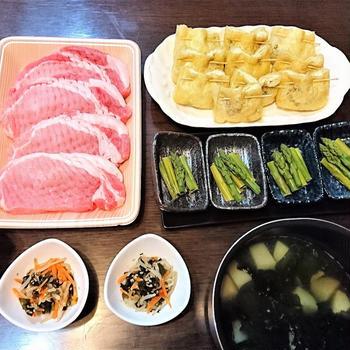 【前じゅんdeスピードおうちごはん】豚肉のガーリックオイマヨソテーde夕食 & 息子弁当…忙しい