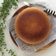 【炊飯器】200円で完成!☆節約料理で簡単♡スフレチーズケーキ♡