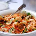 イタリア料理 チョピーノ(魚介類のシチュー)の作り方