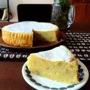 【簡単!!!行程写真付き】しっとり素朴なスイートポテトケーキ
