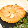 リンゴと人参のケーキ