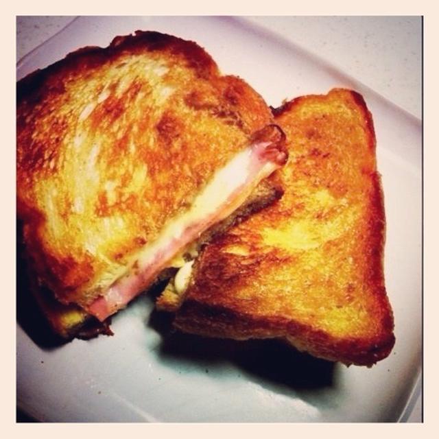 ネイトのグリルチーズサンド