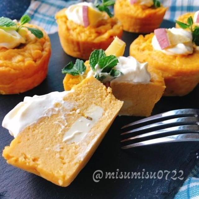 【レシピ動画】お砂糖なし!安納芋のヨーグルトケーキ