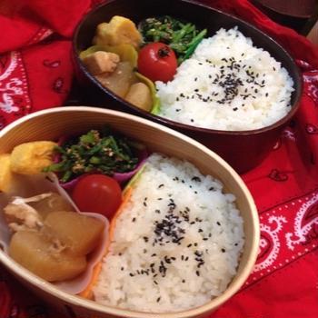 2月24日(火)のお弁当