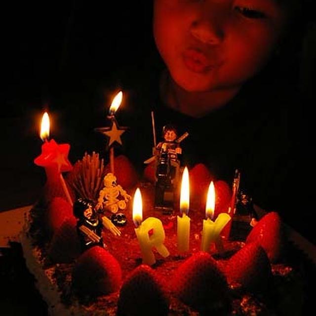 Rik's 7th Birthday!!