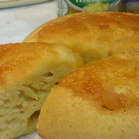 炊飯器で簡単♪ りんごのコンポートケーキ