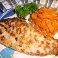 ふんわり美味しい白身魚の和風ムニエル