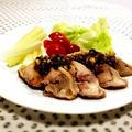 我家の夕食 鶏の酒蒸し特製中華タレかけ by kinokoさん