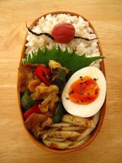 豚肉と野菜の甜麺醤炒め
