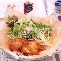 昼カフェ☆簡単タンドリーチキン(レシピ)