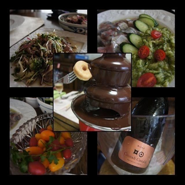 ショコラ&コンタディ・カスタルディの会♪ おうちご飯~うなぎのちらし寿司~ 子供とレジャー