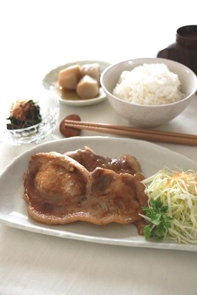ごはんが止まらない!豚生姜焼きレシピ!