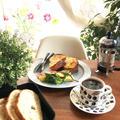 トースターで簡単『クロックムッシュ』作りました~これなら朝食にもOK