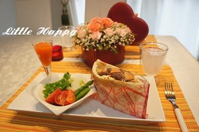コストコレシピ(ピタパン)