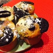 ホットケーキミックスで簡単オレオクッキーマフィン♪