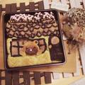 チョコ餡いりのデコ★ちぎり☆メロンパン(三種)♡