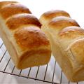 こねないパンシリーズ〜プチ食パン簡単レシピ〜
