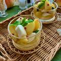 さわやかなももとカブのハニーレモンマリネ ミント風味と3COINSのお気に入り【福島クッキングアンバサダーPR】