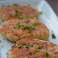 ベーコンとチーズで大豆おやき♪フジッコモニター