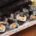 巻き寿司の作り方、巻き方2種、恵方巻き