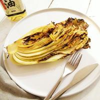 白菜とアンチョビのオーブン焼き〔ボーソー米油レシピ17〕