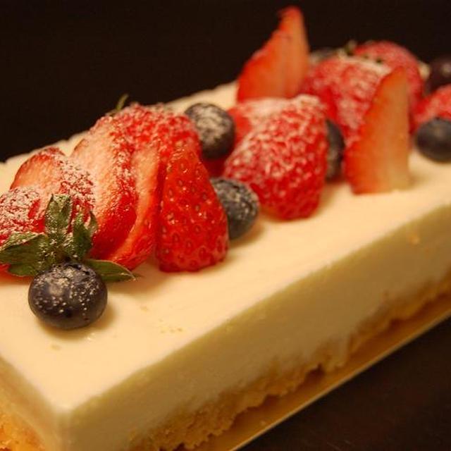 美味しい!レアチーズケーキのレシピ