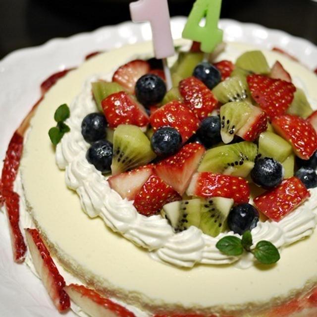 HAPPY BIRTHDAY♪ 息子14歳の誕生日