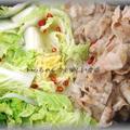 豚と白菜のあっさりレモングラス塩鍋