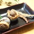 秋刀魚の3枚卸し&秋刀魚のエリンギロール❤クミン風味