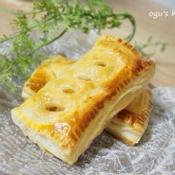 シナモン香る塩麹アップルパイ