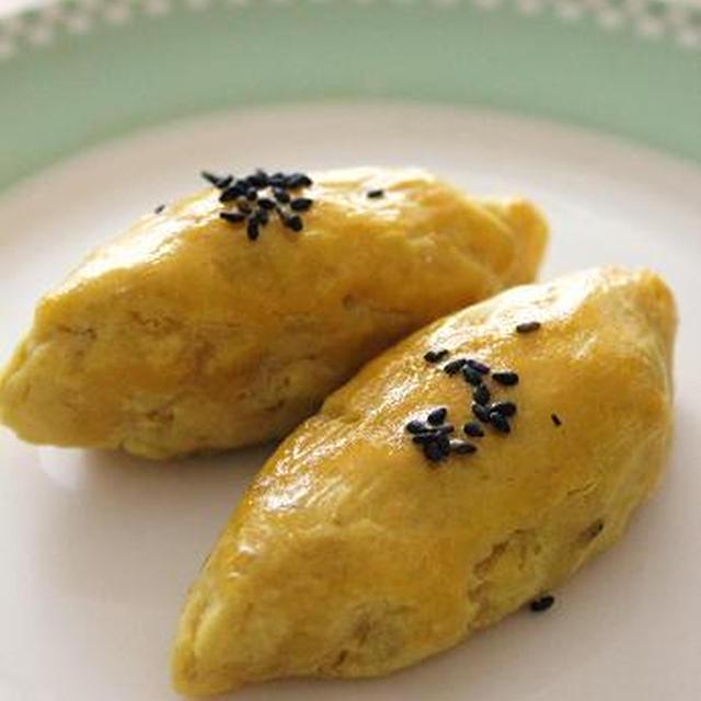 焼き芋・和三盆・純生クリームで♪贅沢スイートポテト
