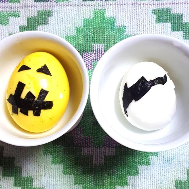 ハロウィン卵