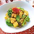 はんぺんとブロッコリーのカレーマヨ和え【レンジで簡単ダイエットにも】|レシピ・作り方