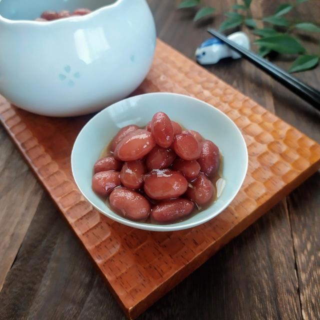 金時豆の甘煮