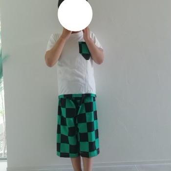 鬼滅の刃「炭次郎パジャマ」