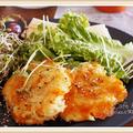 コンテスト入賞/簡単おかずレシピ*にんじん入りポテトパンケーキ