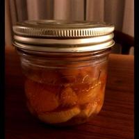 キウイとみかんのフルーツパン