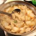 今週人気だったごはんは、海老ワンタン鍋です~!!