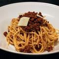 ミートソースパスタの作り方:スパゲッティ・ボロネーゼ